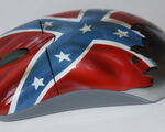 Confederate mouse airbrush